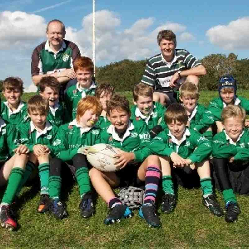 U11s Hastings & Bexhill RFC 06/10/13