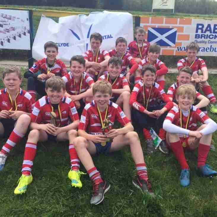 P7s Pick Up Second Trophy of the Season