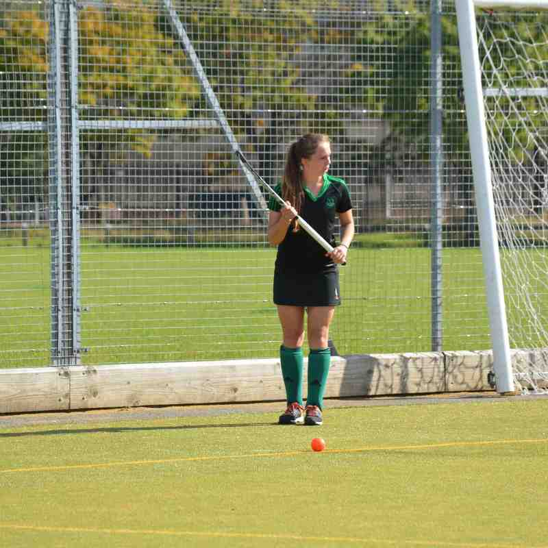 Ladies 1's v Harpenden