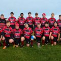 Under 13 lose to Houghton 50 - 20