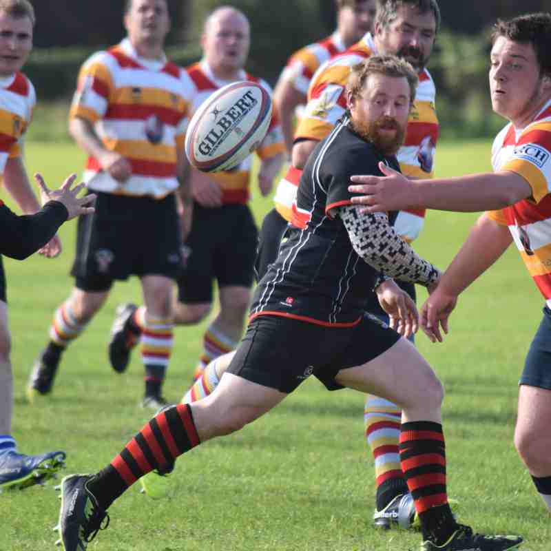 Mariners v Richmondshire 2nd's