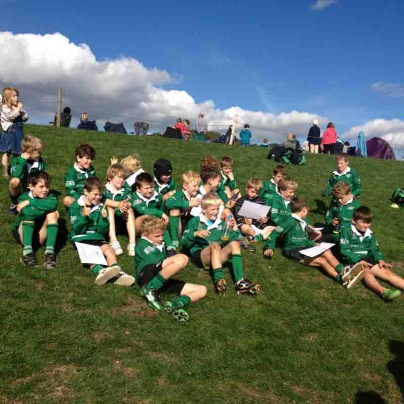 U9s at Hastings Festival