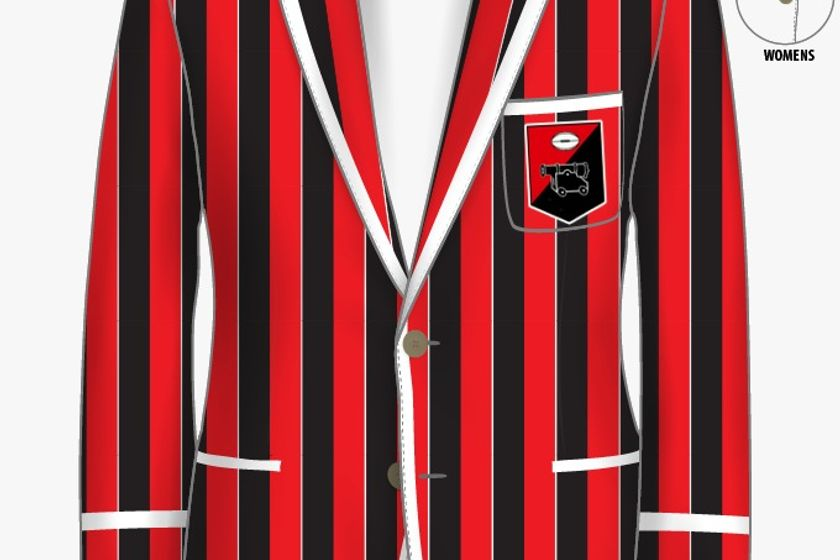 Vigo RFC Club Blazer