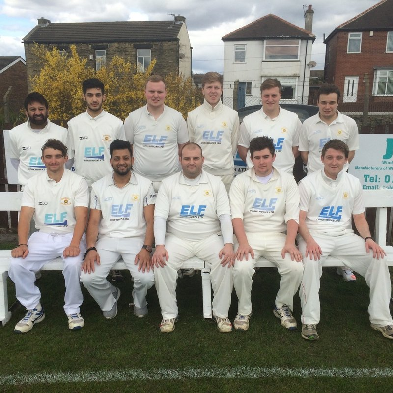 1st XI lose to Ossett  -