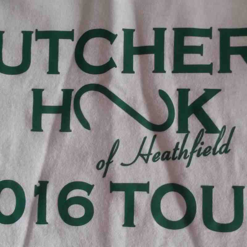 U13 Camber Sands Tour 2016