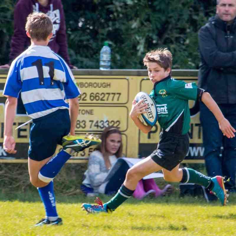 U14 vs Lewes 2.10.2016