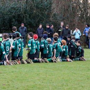 U14s gutsy league win away to Shoreham