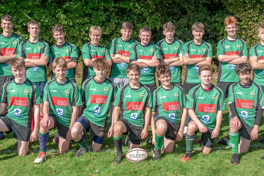 U16 beat Crawley 48 - 19
