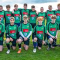 U16 narrow league loss after long trundle down to cathedral city