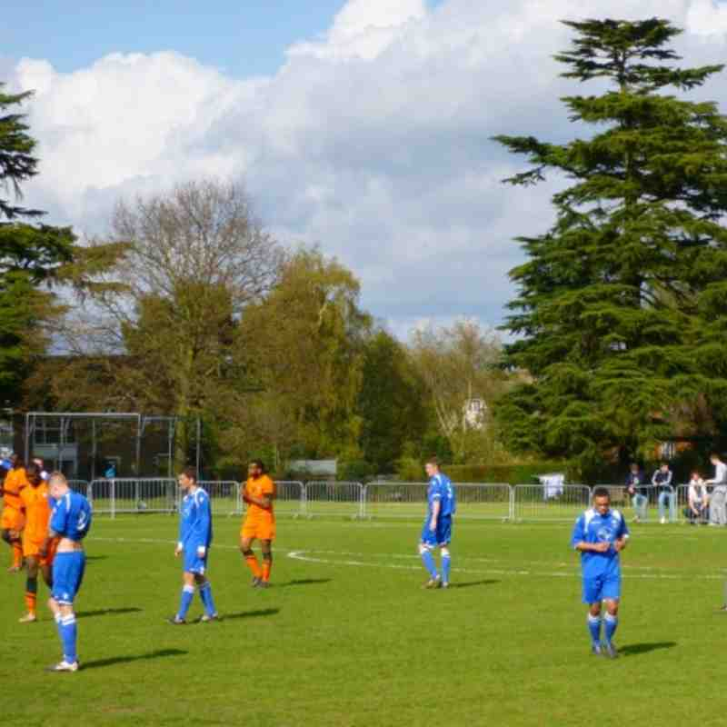 Stansted F.C vs Bethnal Green United F.C