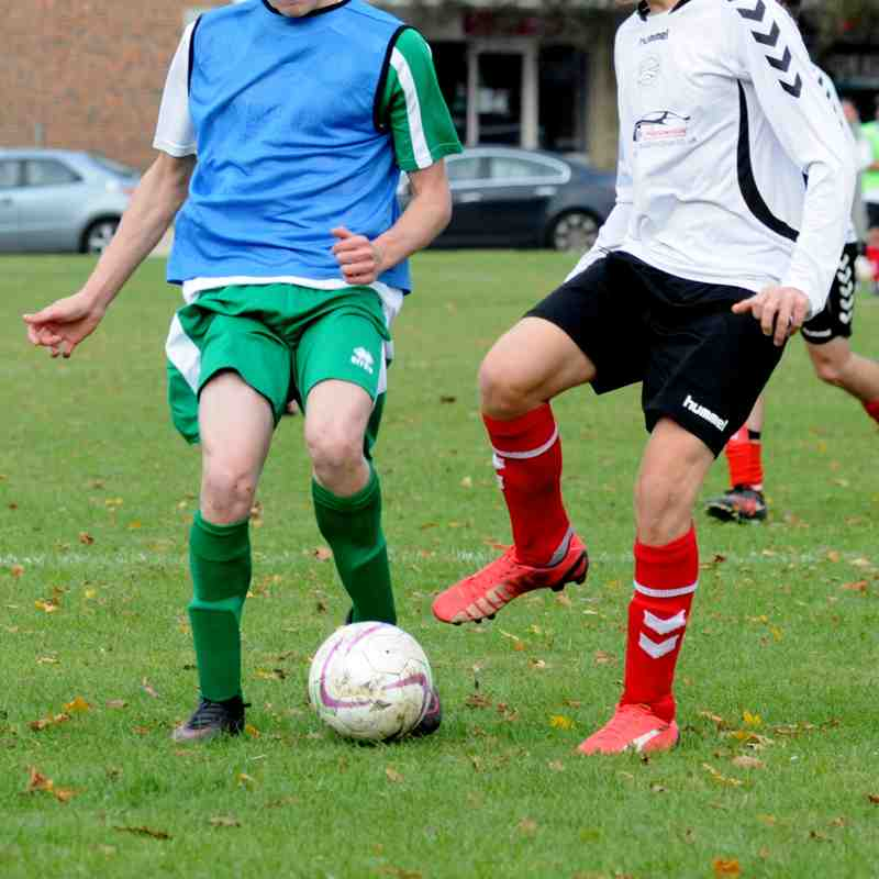 Chichester City Colts U18 White Sun 23 Oct 2016