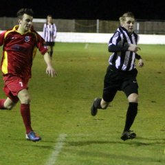HEYBRIDGE SWIFTS U21 V BURNHA RAMBLERS U21
