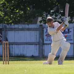 Huntly (Castle Park, Huntly) 186 vs 133 Arrowdawn Gordonians CC