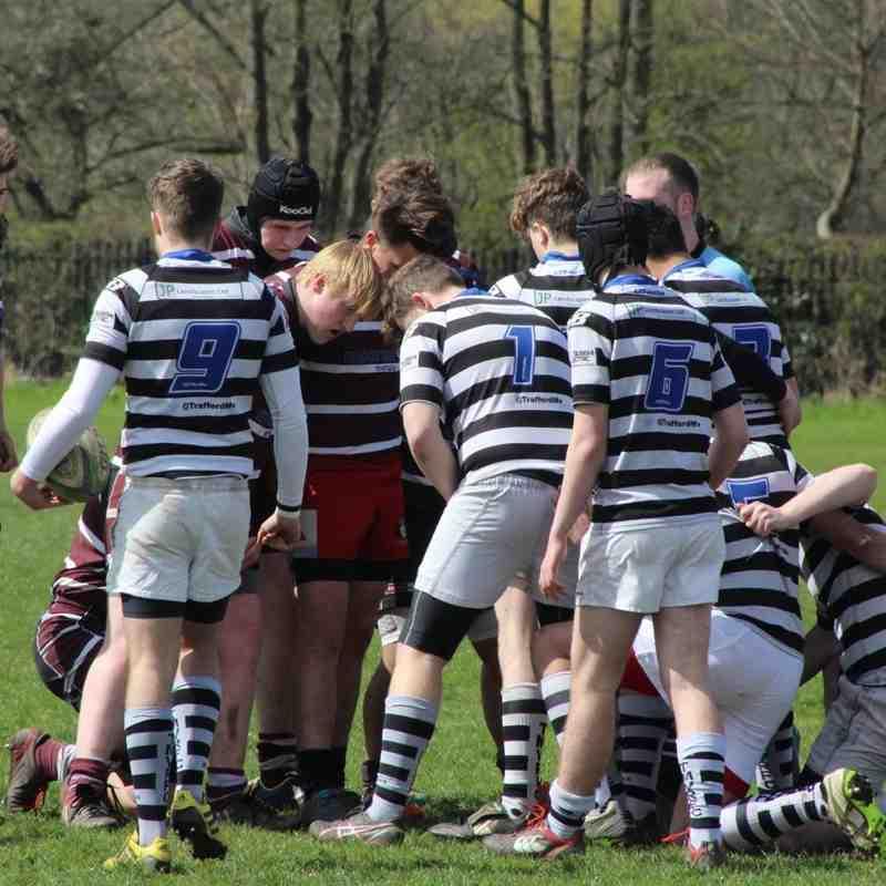 Junior Colts v Newcastle (Staffs) 16/4/16