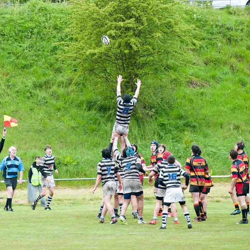 Lancashire Cup Final May 1st 2016