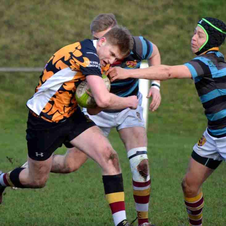 Caldy Under 23s v Chester Under 23s