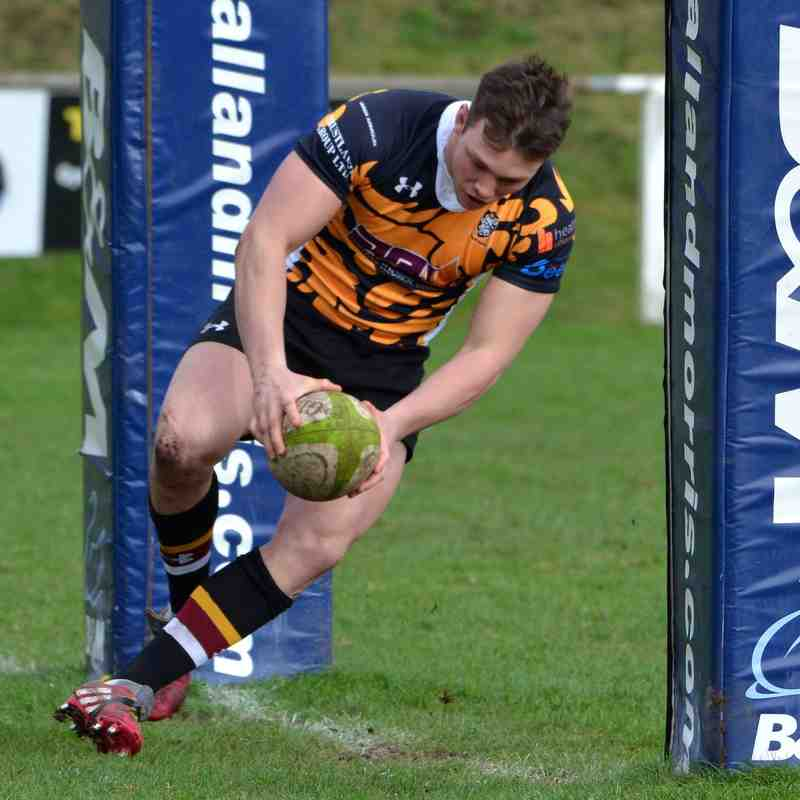 Caldy 2nd XV  v Macclesfield 2nd XV - 25.02.2017