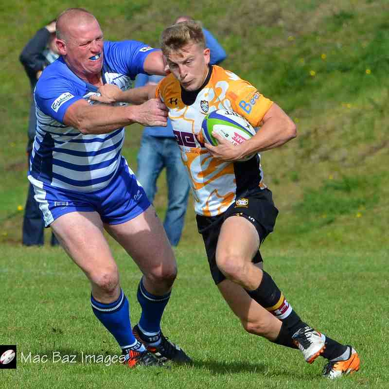 Caldy 2nd XV v Sale 2nd XV - 16.09.2017