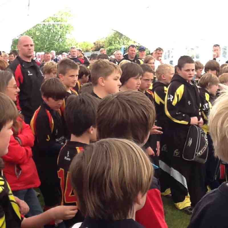 U11's Southport Tournament Presentaion