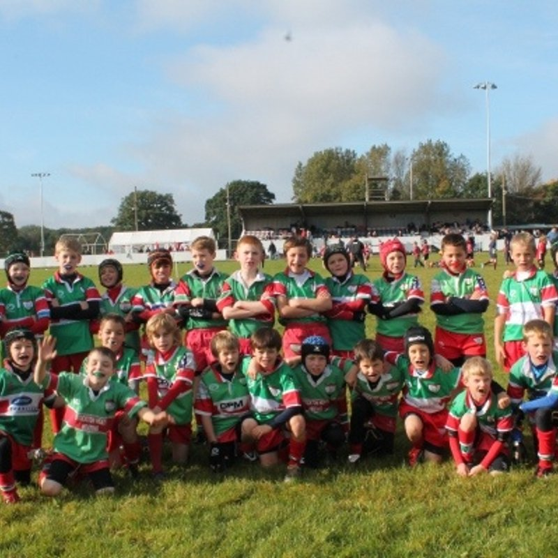 Under 14s beat Southport 30 - 0