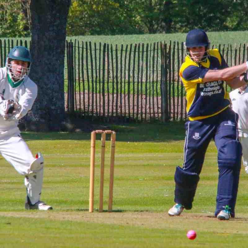 Falkland 1st XI v Perth Doocot Scottish Cup 17th May 2015