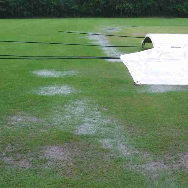 Junior Cricket CANCELLED tonight