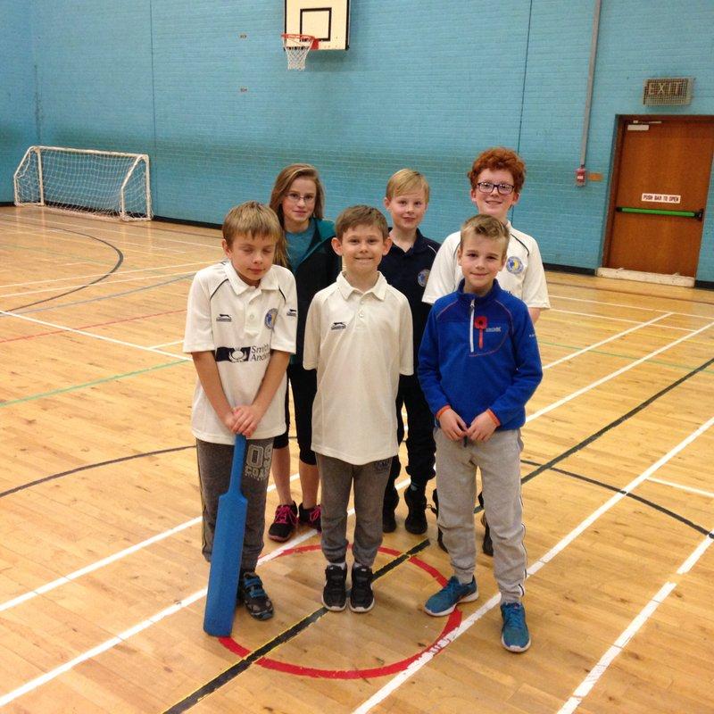 Junior Indoor Coaching Programme