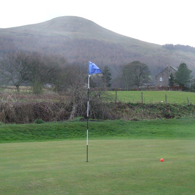 'KwikGolf' Fundraiser - Falkland Golf Club Sunday 23rd April