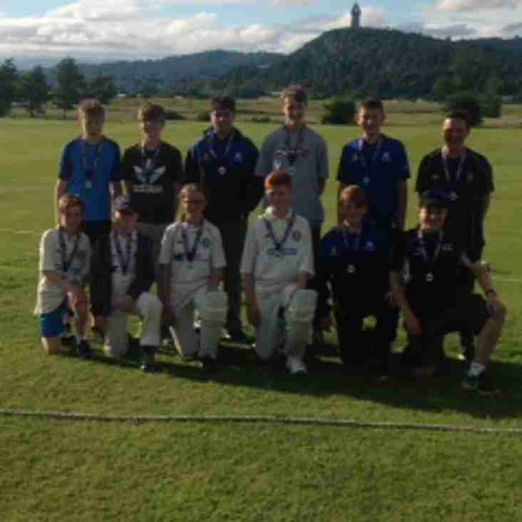 Under 15s Runners Up In Nat West Final