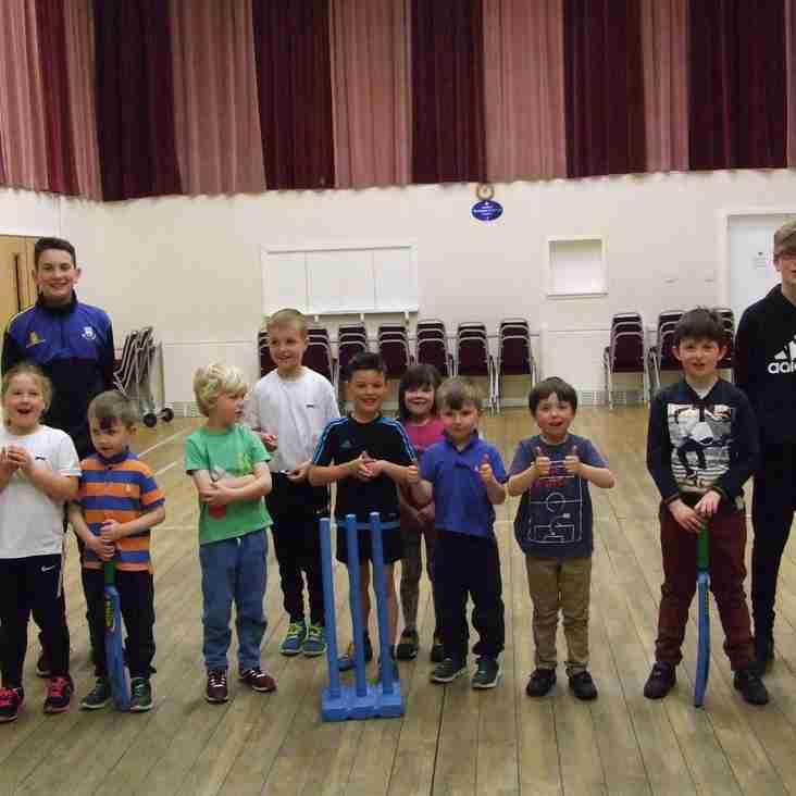 Junior Indoor Coaching Programme - Spring 2018