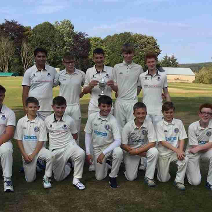 Under 16s Win Moray Development League Grand Final