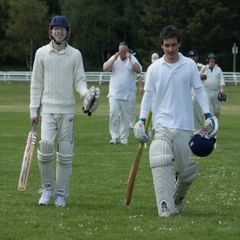 Kintore Cricket Club 2012 - so far ...