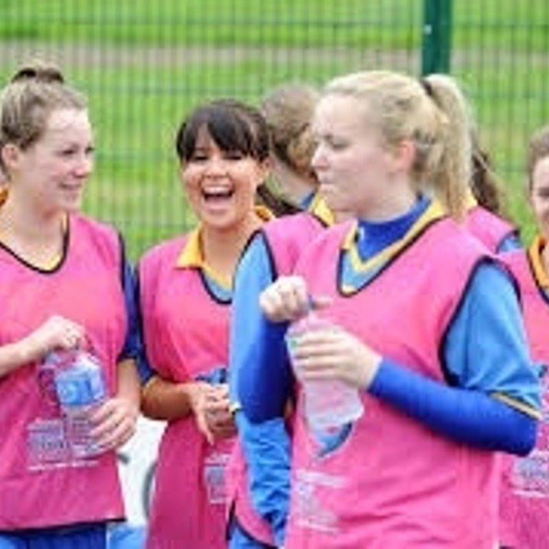Girls Grassroots Football at Taverham