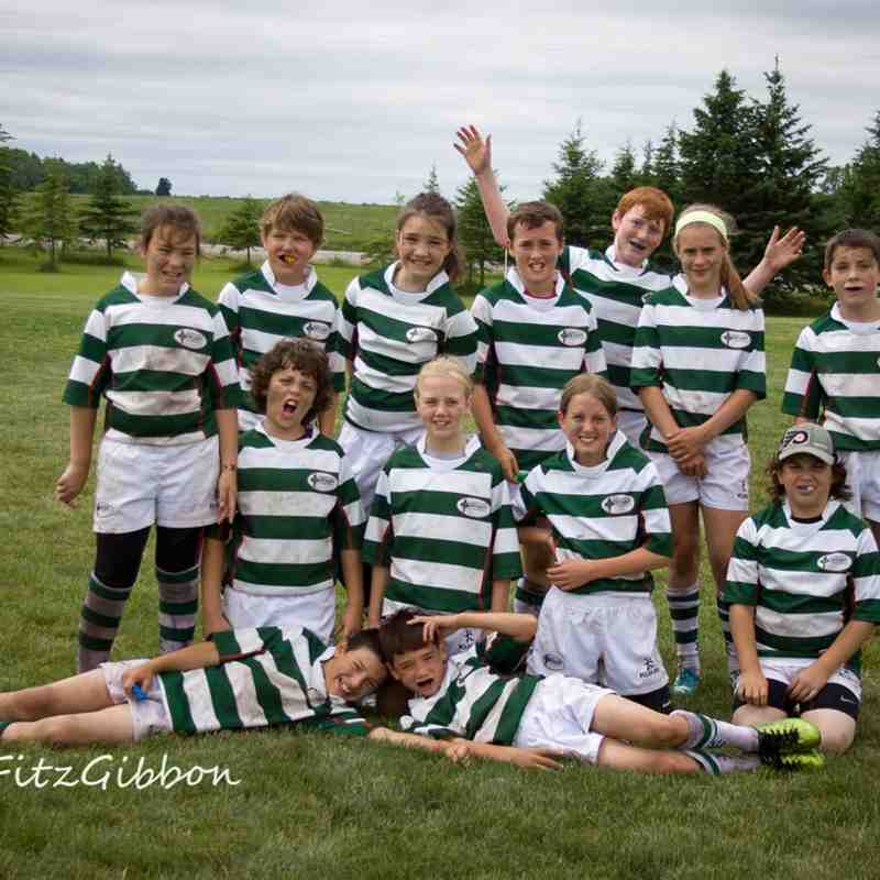 Team Photo - U12 June 13, 2015
