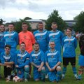 Broadley FC (Grimsby)  beat Newtons Athletic 1 - 2