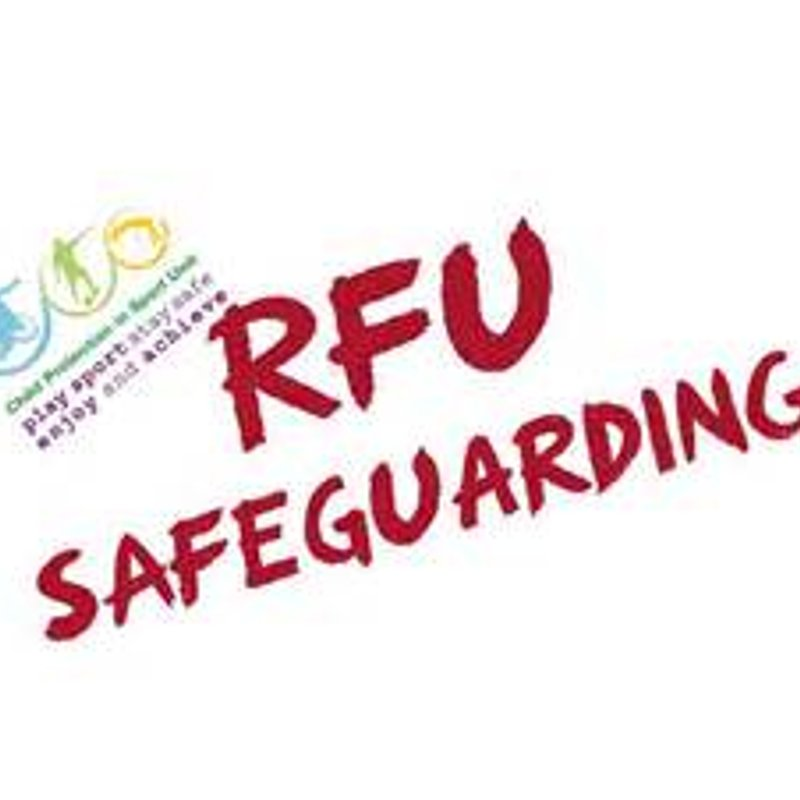 RFU SAFEGUARDING COURSES