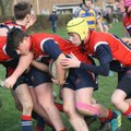 U16s in cup action at Clevedon