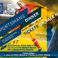 Sportsman's Dinner - Preseason 2018