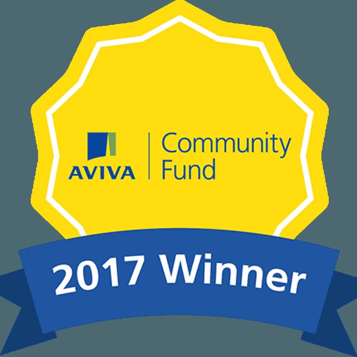 Aviva Community Fund 2017 - WINNERS