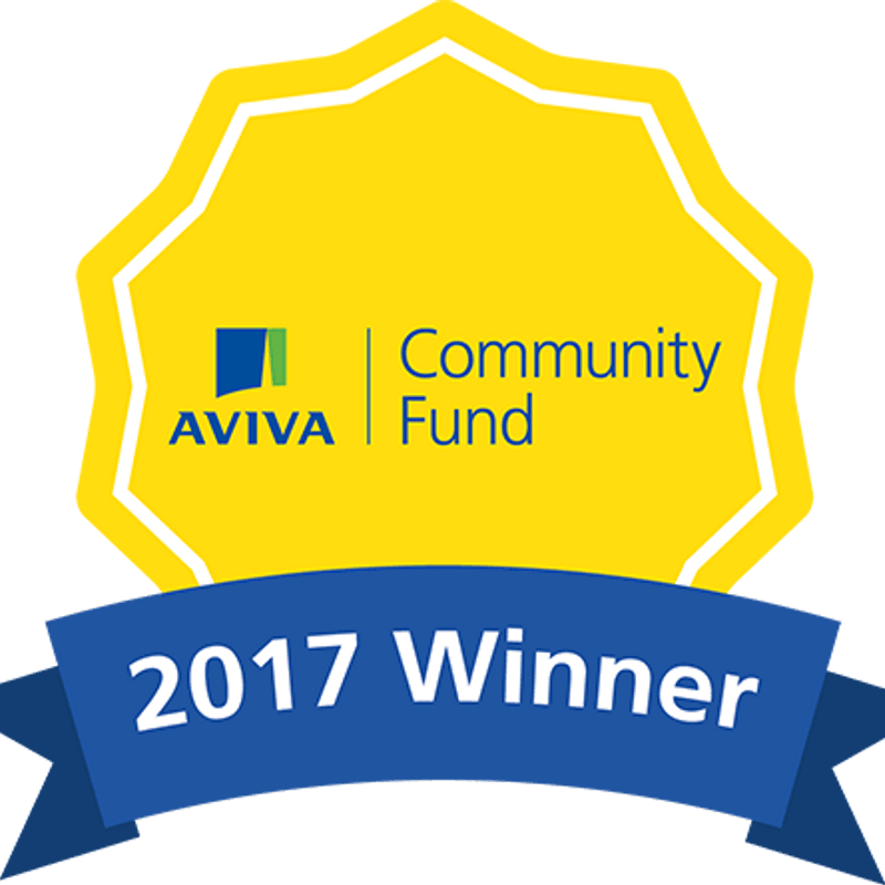 Aviva Community Fund 2017 - WINNERS