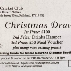 Christmas Raffle 2018 Announced