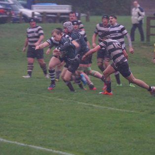 Forward power overcomes resilient Pulborough