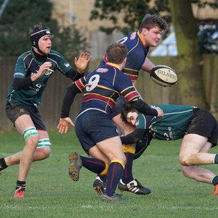 Size and power overcome game Heathfield