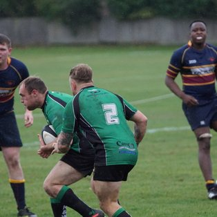 Young Heathfield side well beaten in South London