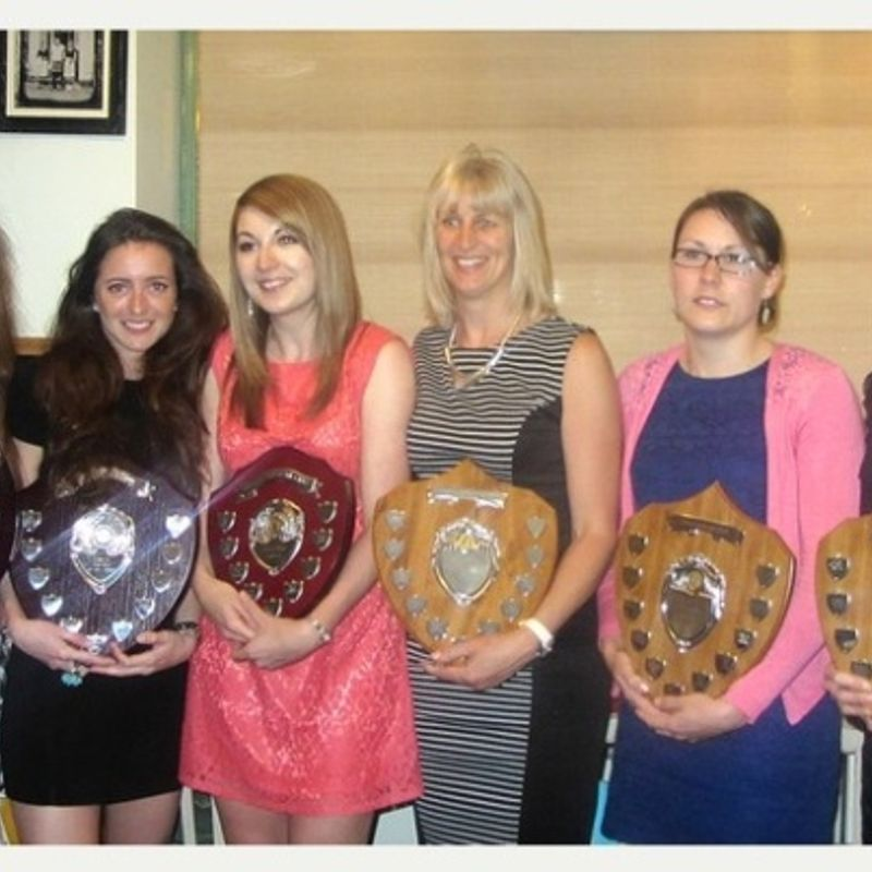 Award winners 2013-14 season