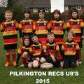 Pilkington Recs U10s 0 v West Bank Bears 24