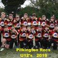 Pilkington Recs ARLFC vs. Folly Lane Lions