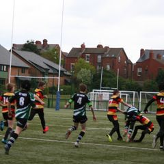 Pilks U12's v St Pats 5-5-19