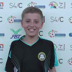 U14s player Daniel Parry Jones selected for North Wales squad