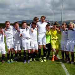 U12s Crowned FAW Academy Cup North Wales Champions